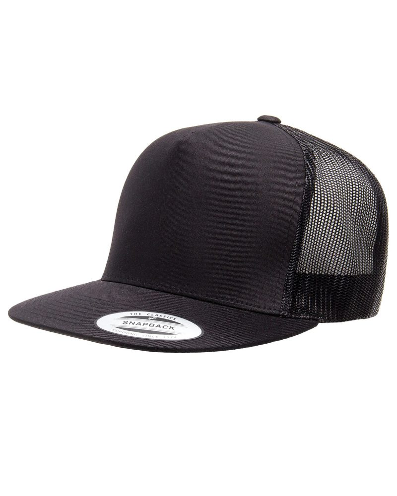 yupoong-five-panel-trucker-6006