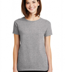 Gildan Ultra Cotton Ladies Tee 2000L