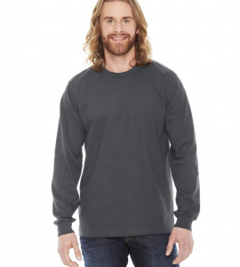 731046864182 American Apparel Long Sleeve T-Shirt