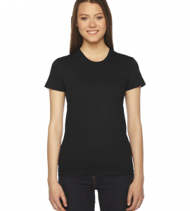 American Apparel Womens Tee