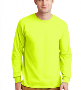 Gildan Ultra Cotton Long Sleeve Tee 2400
