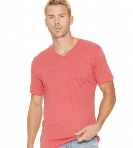 Next Level Tri-blend Vneck 6040