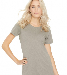 Next Level Ladies Cotton/Poly Tee 6610