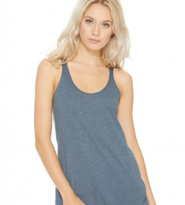 Next Level Ladies Triblend RacerbackTank 6733