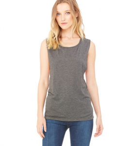 Bella+Canvas Ladies Flowy Muscle Tank 8803