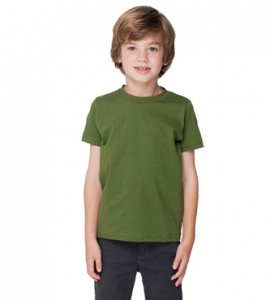 American Apparel Kids Tee