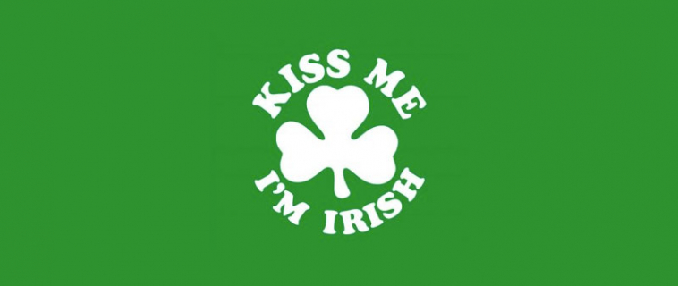 Kiss My Irish Newsletter